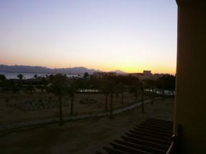Gute Nacht, Ägypten?