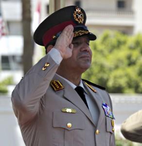 Ägyptens neuer Präsident: Der frühere Verteidigungsminister und Chef des Obersten Militärrates Abdel Fatah al Sisi.  Foto: Erin A. Kirk-Cuomo (CC BY 2.0)