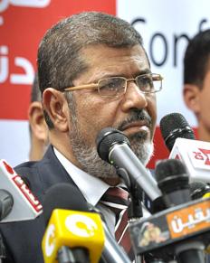 Mohamed Mursi Foto. Jonathan Rashda/wp