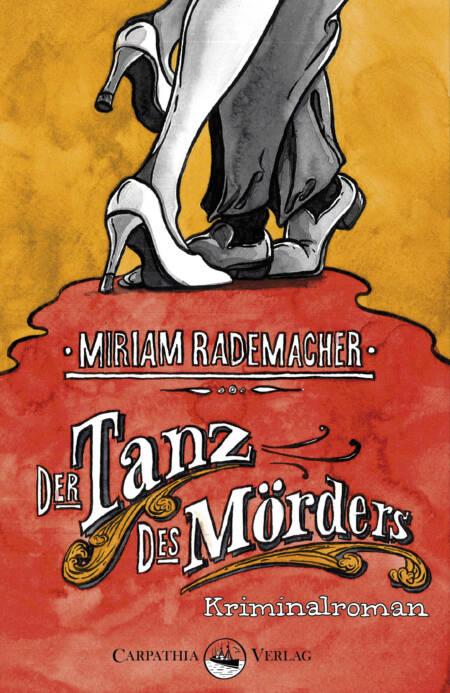Cover: Der Tanz des Mörders