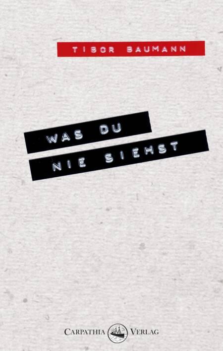 Cover »Was du nie siehst«