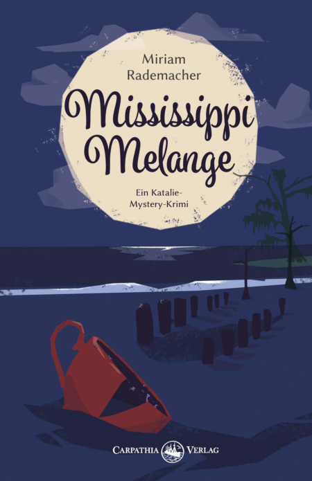 Coverentwurf »Mississippi Melange«