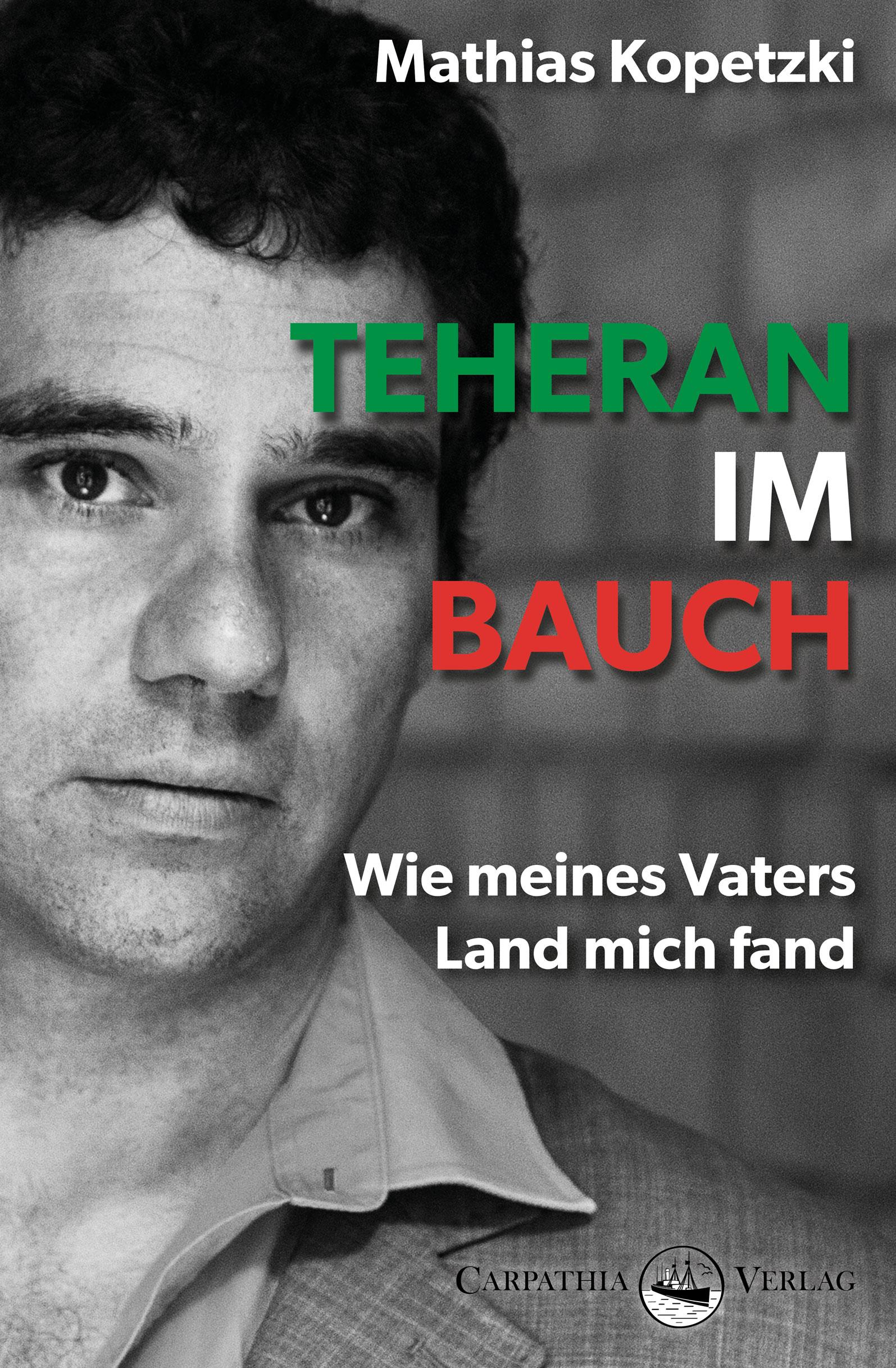 Cover »Teheran im Bauch«