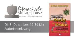 Literarische Mittagspause in der Stadtbibliothek Osnabrück mit Miriam Rademacher
